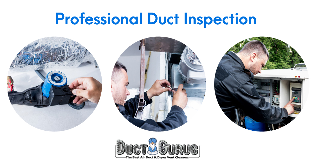 COME TO KNOW ABOUT PROFESSIONAL DUCT INSPECTION