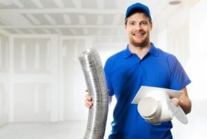 House air duct cleaning